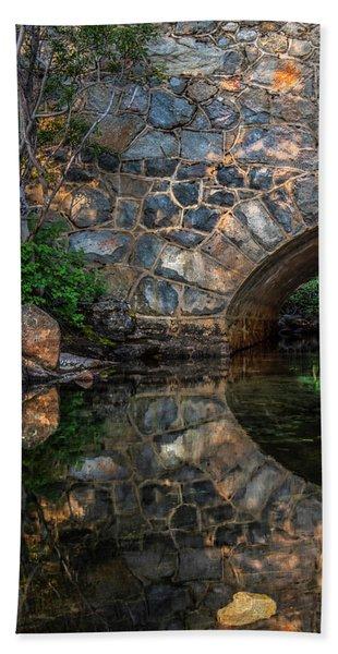 Through The Archway - 2 Bath Towel