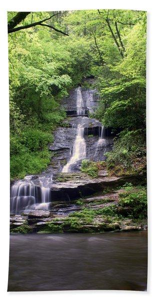 Tom Branch Falls Bath Towel