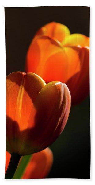 Tulip Afternoon Bath Towel