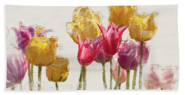 Tulipe Bath Towel