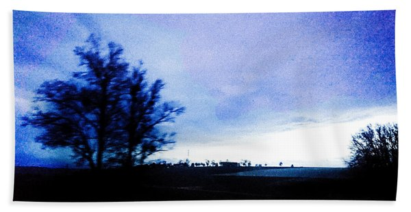 Bath Towel featuring the photograph Twilight  by Bee-Bee Deigner