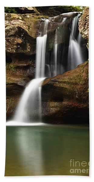 Upper Falls Hand Towel