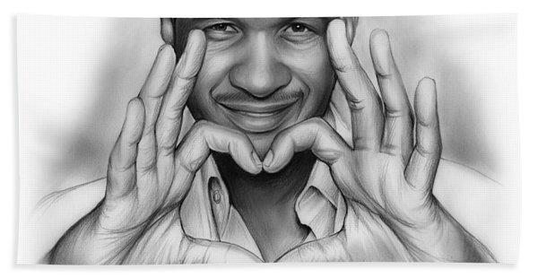 Usher Hand Towel