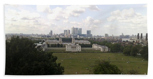 View From Greenwich 1 Bath Towel
