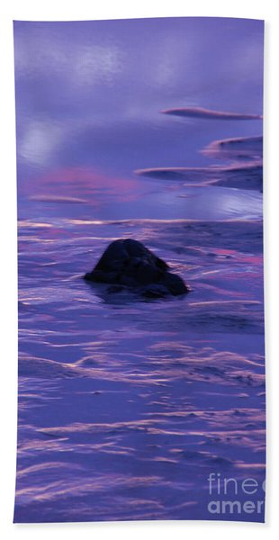 Water By Jenny Potter Bath Towel