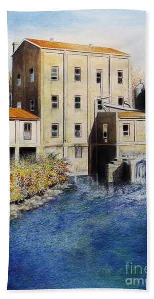 Weisenberger Mill Bath Towel