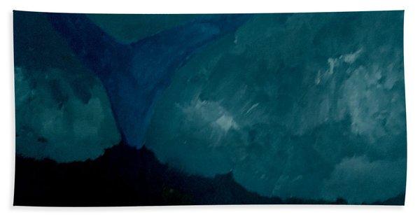 Whale Of A Tail Bath Towel