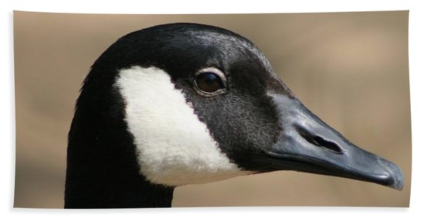 Canadian Goose Hand Towel