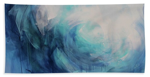 Wild Ocean Hand Towel