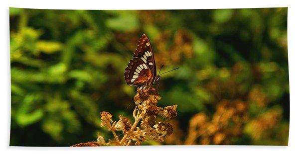 Wingo Butterfly Hand Towel