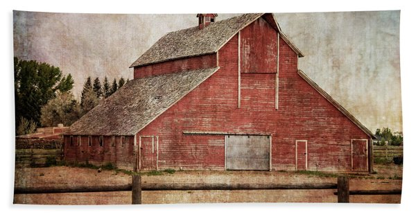 York Road Barn Bath Towel