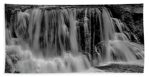 Blackwater Falls Mono 1309 Bath Towel