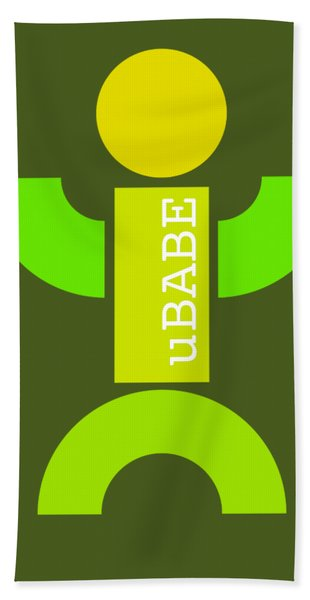 Green Style Hand Towel