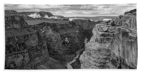 Toroweap Point, Grand Canyon, Arizona Hand Towel