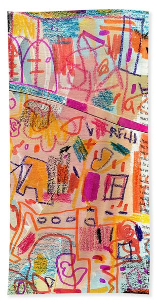 Untitled Hand Towel