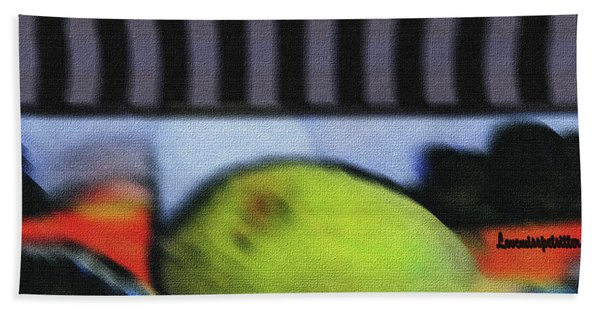 Abstract Fruit Art    138 Hand Towel