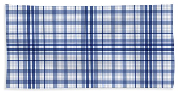 Abstract Squares And Lines Background - Dde613 Bath Towel