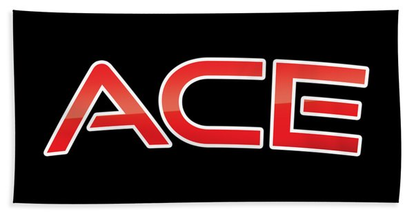 Ace Bath Towel