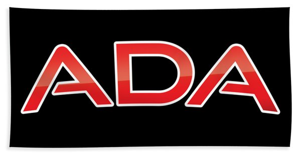 Ada Bath Towel