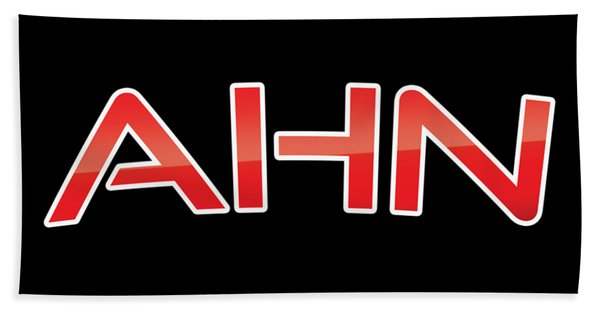 Ahn Bath Towel
