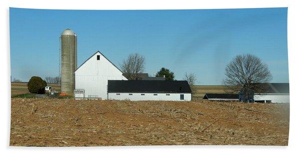 Amish Farm Days Hand Towel