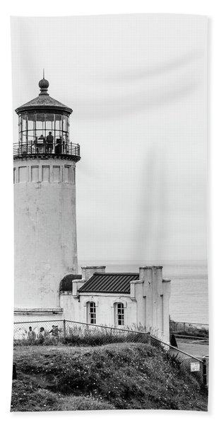 Another Lighthouse Bath Towel
