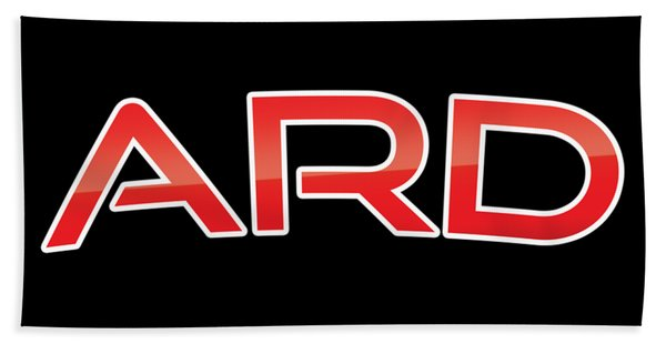 Ard Bath Towel