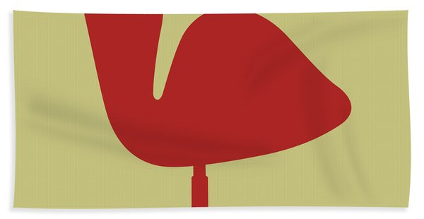 Arne Jacobsen Swan Chair I Hand Towel