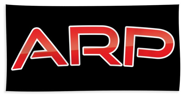 Arp Bath Towel