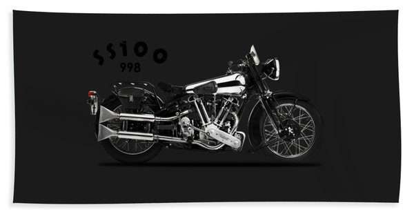The Ss100 1938 Hand Towel