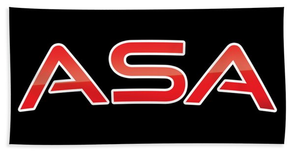 Asa Bath Towel