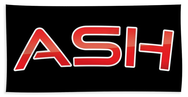 Ash Bath Towel