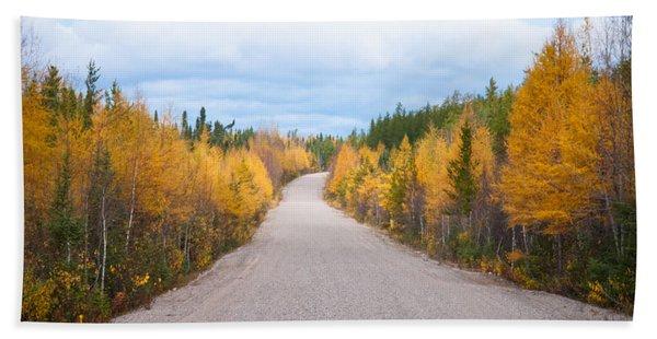 Autumn In Ontario Hand Towel
