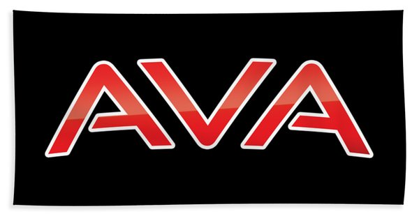 Ava Bath Towel