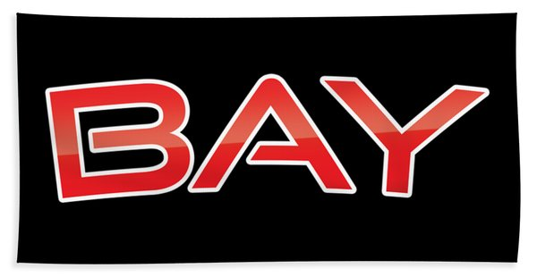 Bay Bath Towel