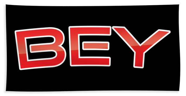 Bey Bath Towel