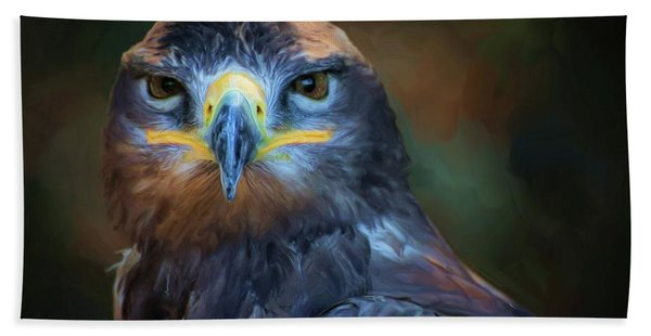 Birds - Lord Of Sky Bath Towel