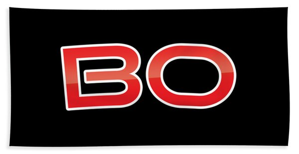 Bo Bath Towel