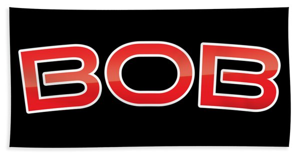 Bob Bath Towel