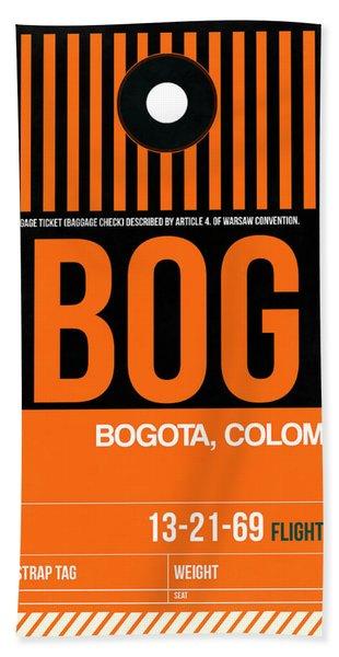 Bog Bogota Luggage Tag II Hand Towel