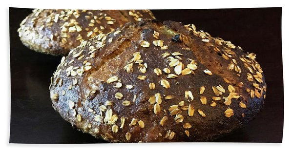 Bath Towel featuring the photograph Breakfast Sourdough 2 by Amy E Fraser