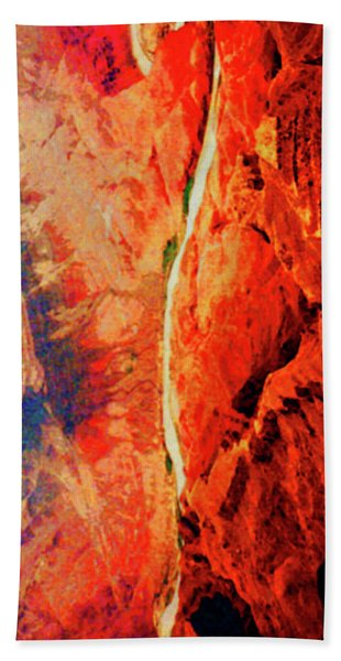 Canyon Hand Towel