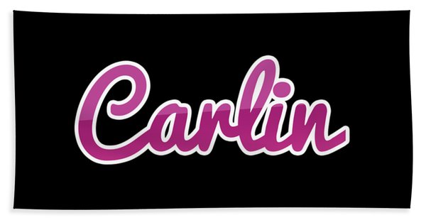 Carlin #carlin Bath Towel