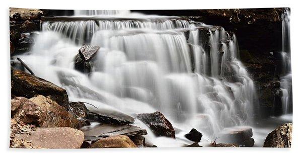 Cayuga Falls Bath Towel