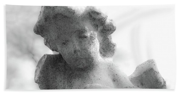 Cherub Bath Towel
