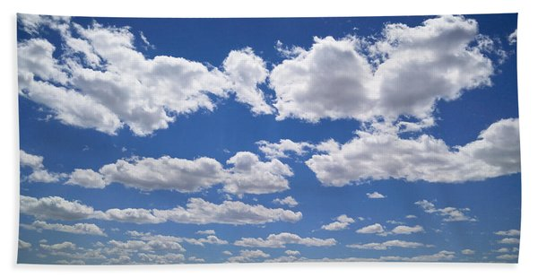 Clouds, Part 1 Hand Towel