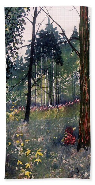 Codbeck Forest Hand Towel