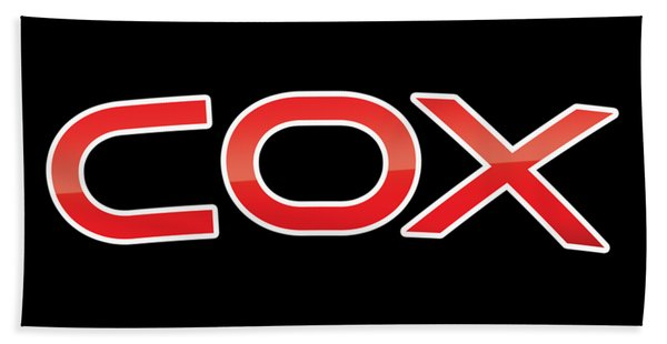 Cox Bath Towel