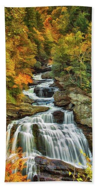 Cullasaja Falls Hand Towel