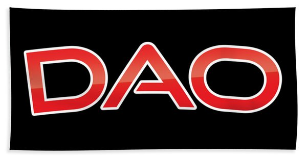 Dao Bath Towel